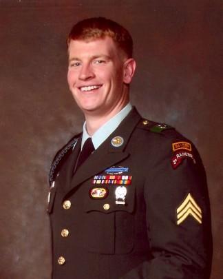 Sgt James Regan 1