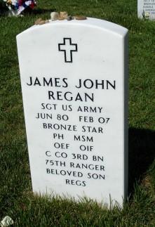 Sgt James Regan 2