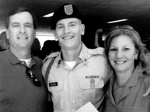 Sgt James Regan